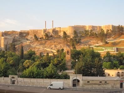Die Festung von Urfa. Foto: KW.