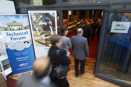 Das Technical Forum - seit 2005 fester Bestandteil der World Money Fair.