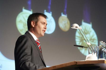 Das Gold, aus dem die Olympiamedaillen 2012 hergestellt werden, ist umweltverträglich.