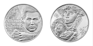 Austria / 20 euro / 900 silver / 18.00 g / 20.00 mm / Design: Thomas Pesendorfer and Helmut Andexlinger / Mintage: 50,000.