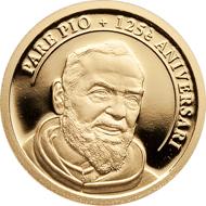 Andorra, 2 Diner, 2012, Gold .9999, 1/25 oz., 13,92 mm, Auflage: 5.000.