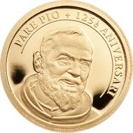 Andorra, 1 diner, 2012, gold .9999, 0.5 g, 11.00 mm, Mintage: 5,000.