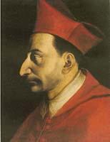 Portrait of Charles Borromeo by Ambrogio Figino.