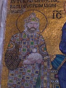 Konstantin IX., 1042-1055. Foto: KW.