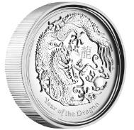 Australia / 1 AUD / 1oz 999 silver / 31.135 g / 32.60 mm / Mintage: 7,500.