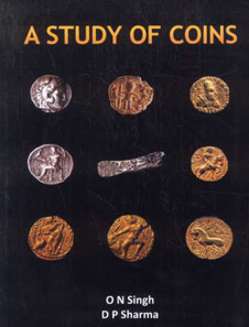 O. N. Singh, D.P. Sharma (ed.), A Study of Coins. New Delhi, Kaveri Books 2011. 126 p., 50 col. plates, ISBN: 9788174791115. US$55 (inclusive of airmail postage).