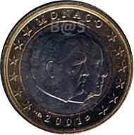 Woher kommt eine Euro-Münze mit zwei Köpfen drauf?
