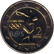 2-Euro-Sondermünzen gibt es seit 2004.
