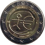 Seit 2007 gibt es auch 2-Euro-Gemeinschaftsmünzen.