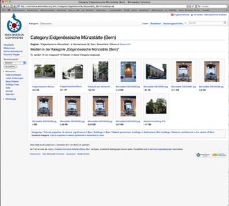 http://commons.wikimedia.org/wiki/Category:Eidgenössische_Münzstätte_(Bern)?uselang=de