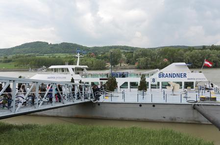 Dieses Stück der Donau gehört zum Schönsten, was Österreich zu bieten hat.