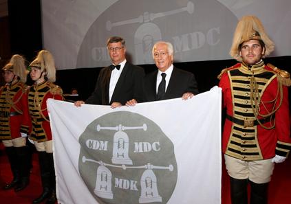 Gerhard Starsich and Marcelo de los Santos.