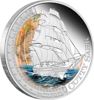 Tuvalu / 1 TVD / 1oz 999 silver / 31.135 g / 40.60 mm / Design: Tom Vaughan / Mintage: 5,000.