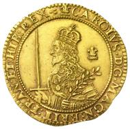 Charles I, medal, 1642.