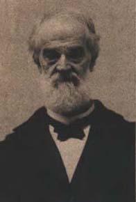 Portrait of William Brockway.