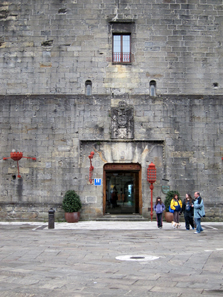 Parador de Hondarribia. Photo: KW.