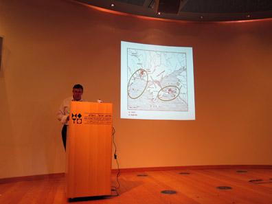 Mariusz Mielczarek of Nikolaus Kopernikus University in Thorn. Photo: UK.