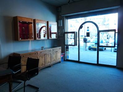 The interior of the Gideon Sasson Gallery. Photo: Gideon Sasson.