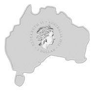 Australia / 1 AUD / 1oz .999 silver / 31.135 g / 40.60 mm / Design: Ing Ing Jong / Mintage: 6,000.
