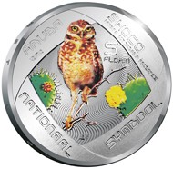 The new shoco coin featuring the layar technology.