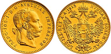Up to the present day, ducats can be bought at the Austrian Mint.