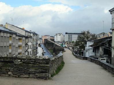 Auf der Stadtmauer. Foto: KW.