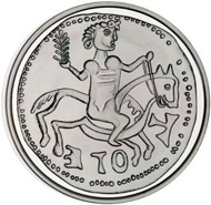 Spain / 10 Euro / 925 silver / 27 g / 40 mm /  Mintage: 10,000.