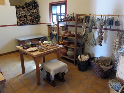 The storeroom. Photo: KW.