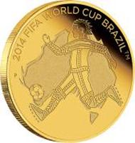 Australia / 2 AUD / 999 gold / 0.50 g / 11.60 mm / Mintage: 7,500.