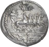 Syrakus (Sizilien), Tetradrachme, ca. 415-409 v. Chr., Silber.