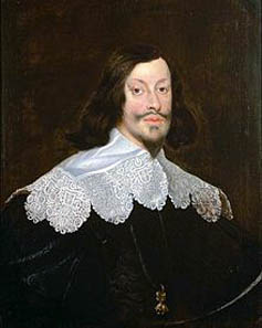 Ferdinand III, Portrait by Frans Luycx (c.1638), Oil on canvas, Kunsthistorisches Museum Wien, Inv. No GG8024 (Schloss Ambras). Source: Wikipedia.