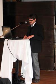 Dr. Romedio Schmitz-Esser hat in Hall eine Menge Fans. Schließlich war er hier einige Jahre Stadthistoriker. Foto: Münze Hall.