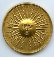 Schweden. Medaille auf Königin Christina (1626-1689), o. J. Gold. © Stiftung Schloss Friedenstein Gotha.