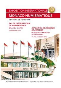 Das Plakat der Grande Bourse 2012.