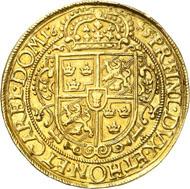 Nr. 7053: SCHWEDEN. Christina (1632-1654). 10 Dukaten 1645. Ahlström 30 (XR, dieses Expl., unter Erfurt); Fb. 926 (