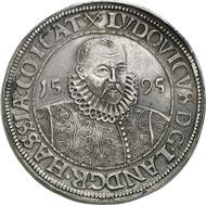 Nr. 7522: HESSEN-MARBURG. Ludwig IV.,