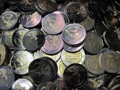 Die ersten 2-Euro-Gedenkmünzen