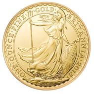 Great Britain / 1oz 0.999 gold / 31.1035 g / 38.61 mm / Design: Philip Nathan (reverse), Ian Rank-Broadley FRBS (obverse).