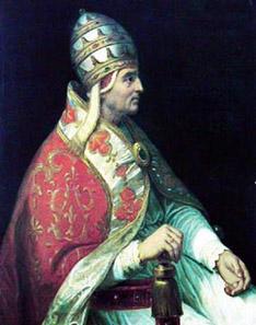 Pope Urban V. Source: Wikipedia.