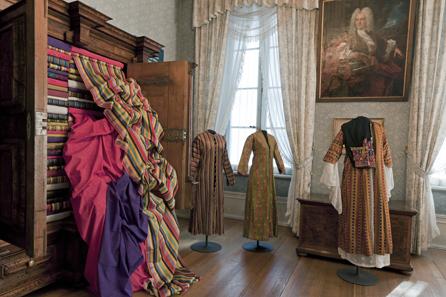Impressionen der Ausstellung. Foto: HMB Peter Portner.