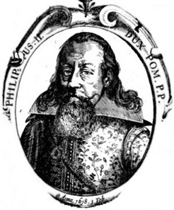 Philipp II of Pomerania. Wikipedia.