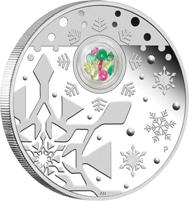 Australia / 1 AUD / 1oz 999 silver / 31.135 g / 40.60 mm / Design: Aleysha Howarth / Mintage: 5,000.