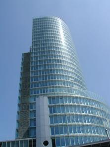Hauptgebäude der Slowakischen Nationalbank in Bratislava. Foto: Ondrejk / Wikipedia.