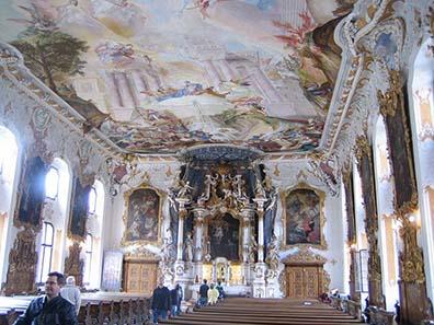 Santa Maria della Vittoria in Ingolstadt.