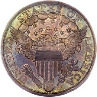 5723: 1803 $1 PR66 PCGS. B-7, BB-303, High R.7. Realized: $851,875.
