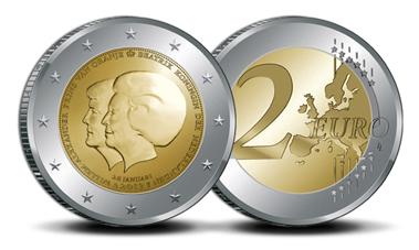 Der Entwurf der neuen 2-Euro-Gedenkmünze