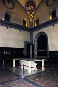 Alte Sakristei der Basilika San Lorenzo, Florenz. © Donatella Lippi.