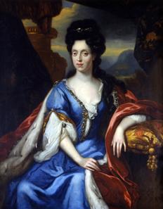 Kurfürstin Anna Maria Luisa von der Pfalz, geborene Medici. © rem, Foto: Jean Christen.