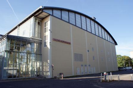 Die neue Heimat der Münzenbörse Hannover: Die Eilenriedehalle im Hannover Congress Centrum HCC. Photo © HCC.