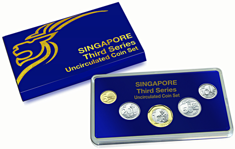 Worldwide Mintage: 50,000 sets.